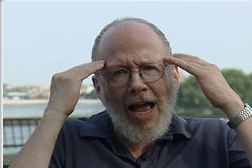 Alan Jules Weberman has a headache?